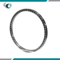 """Thin section radial contact  ball HKC series bearings(3/8"""" X 3/8"""")"""