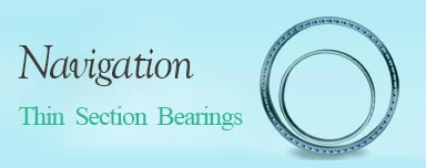 Navigation Thin Sectioin Bearings
